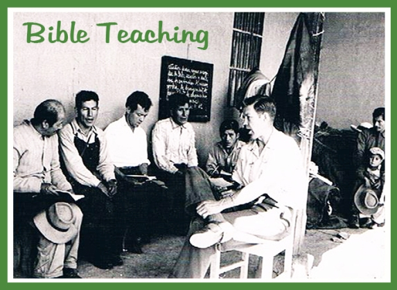 Bible Teaching